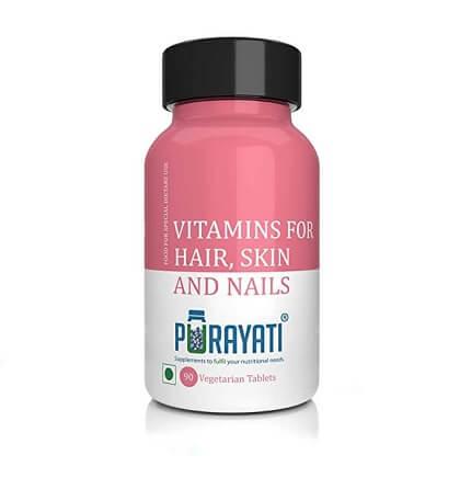 Supplements | Vitamins for Hair, Skin, Nails