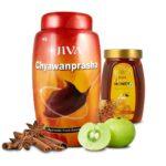 Chawanaprash + Honey