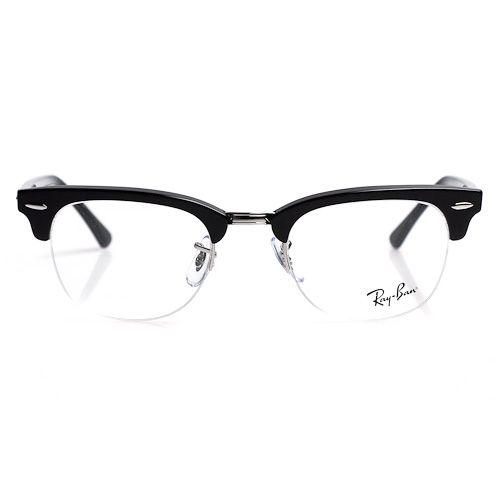 Half-Rim Eyeglass